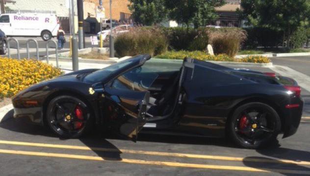 Да откраднеш два пъти едно и също Ferrari