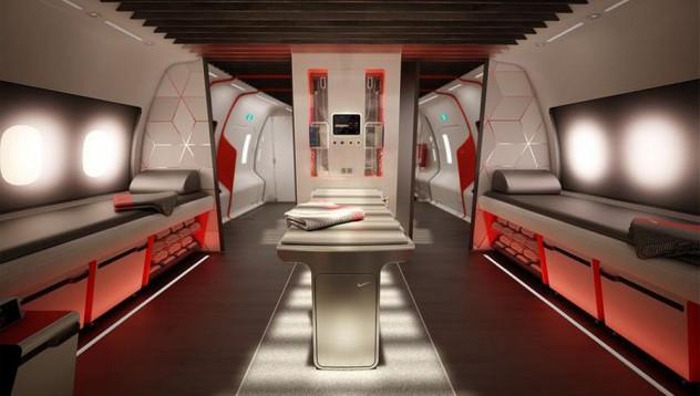 Nike проектира бъдещето