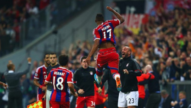 Байерн Мюнхен успя да победи Манчестър Сити