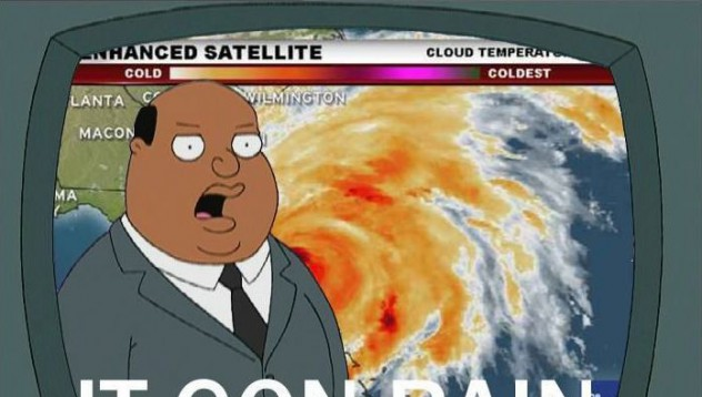 Дъждовният септемврийски туитър