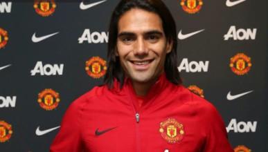 Фалкао отива в Манчестър Юнайтед