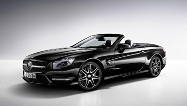 Mercedes-Benz SL с V-6 двигател