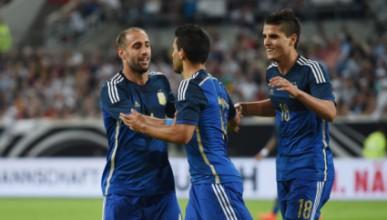 Аржентина победи Германия