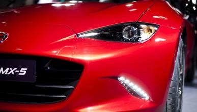Новата Mazda MX-5 е тук