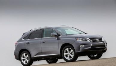 Lexus ще сложи своите машини на диета
