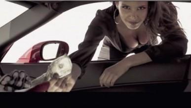 Мис Франция обича Chevrolet
