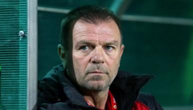 Стойчо Младенов е доволен от отбора си