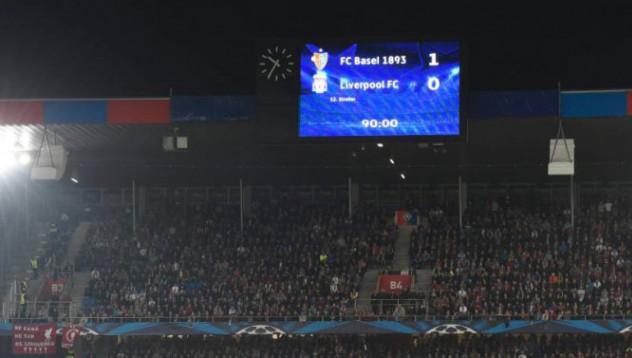 УЕФА плаши Базел с наказания
