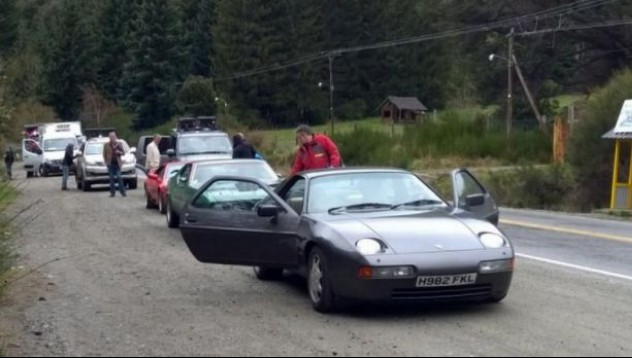 Top Gear напуска Аржентина по-рано