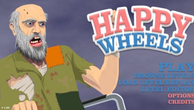 Всеки има нужда от малко Happy Wheels