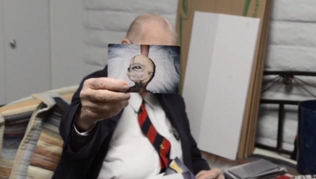 Учен от Зона 51 показа снимки на извънземни