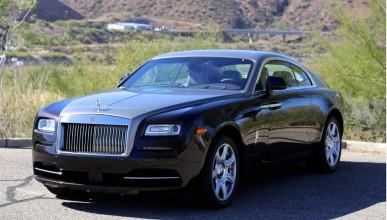 Rolls-Royce без тракшън контрол