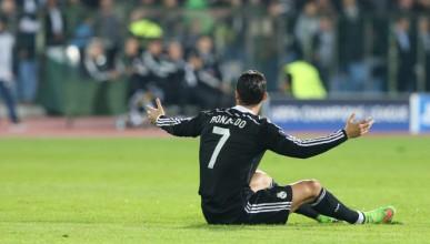 Роналдо се представи блестящо
