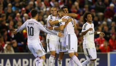 Ливърпул поигра с Реал Мадрид