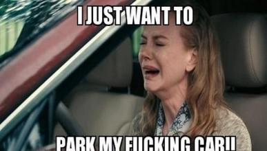 Номинацията за най-лошо поведение на паркинг