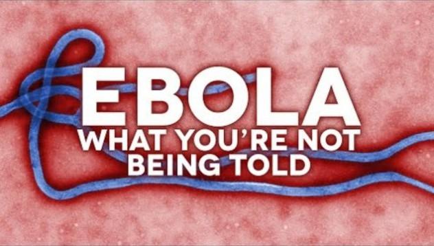 Родител казва на детето си, че е болно от ебола