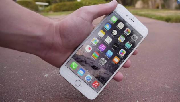 iPhone 6 не се огъва