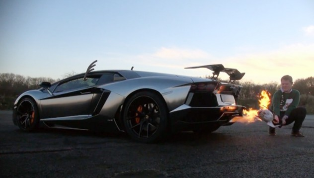 Aventador направи опит за самоубийство