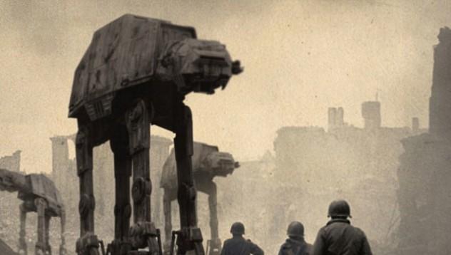 Star Wars снимки