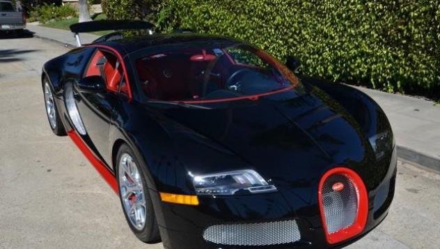 Veyron Grand Sport за продан