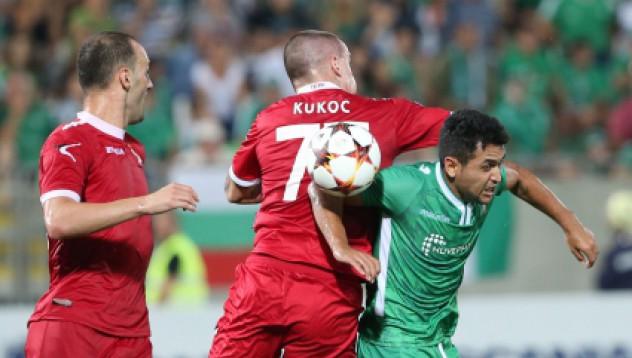 ЦСКА иска проба за допинг на Лудогорец