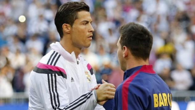 Роналдо не е обиждал Меси