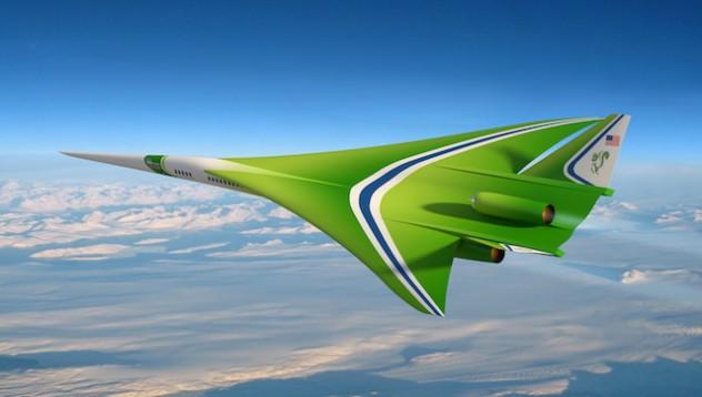 Идват новите свръхзвукови самолети