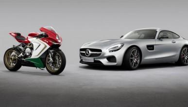 Mercedes-Benz и MV Agusta