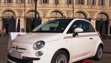 Мъж потроши Fiat 500