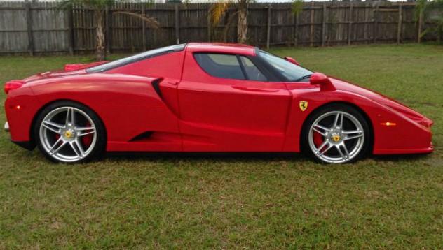 Ferrari F430 с визията на Enzo