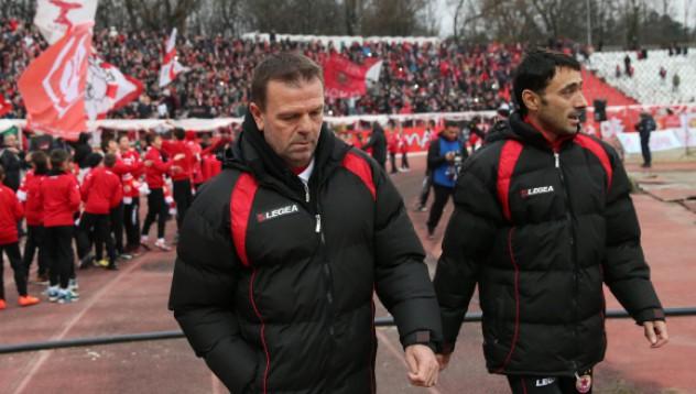 ЦСКА ще попълва отбора през зимата