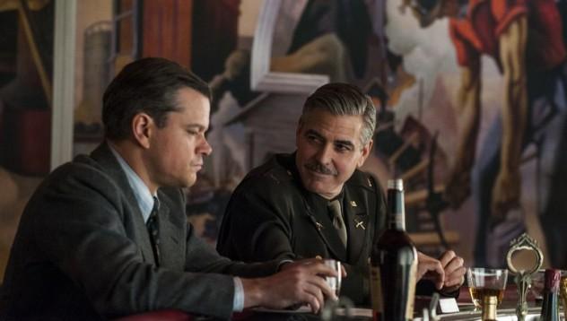 Клуни не спи 30 часа от притеснения за филма си