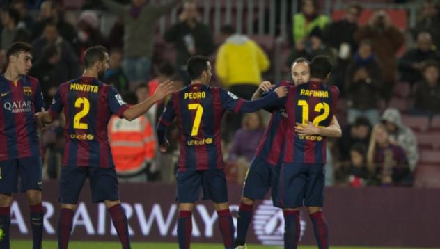 Барселона разплакват третодивизионни отбори