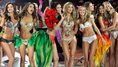 Най-добрите седем ангела на Victoria`s Secret