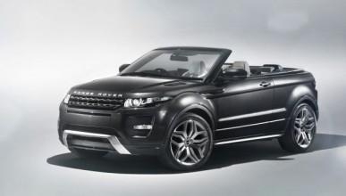 Land Rover ще пусне Evoque кабрио