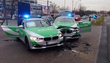 Немската полиция не стигна на време