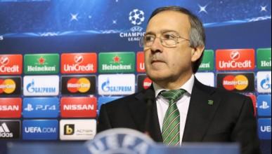 Дерменджиев се изказа положително за Лудогорец - Реал Мадрид