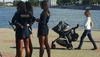 Руска двойка прави секс в метрото (18+)
