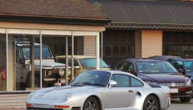 Porsche 959 все още е скъпо удоволствие