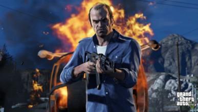 Убиха човек в GTA V