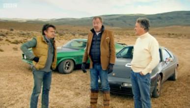 Top Gear излъчи специалния си епизод