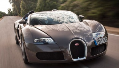 Остават само 8 Veyron-a