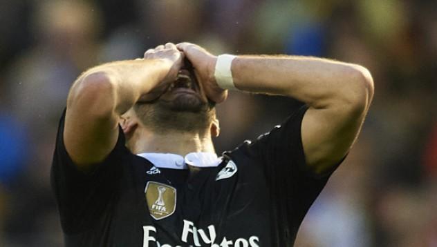 Валенсия поряза Реал Мадрид