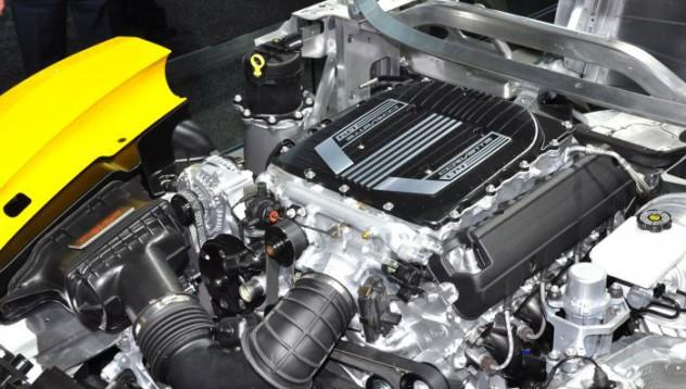 Corvette подменят компоненти, вместо да ги ремонтират