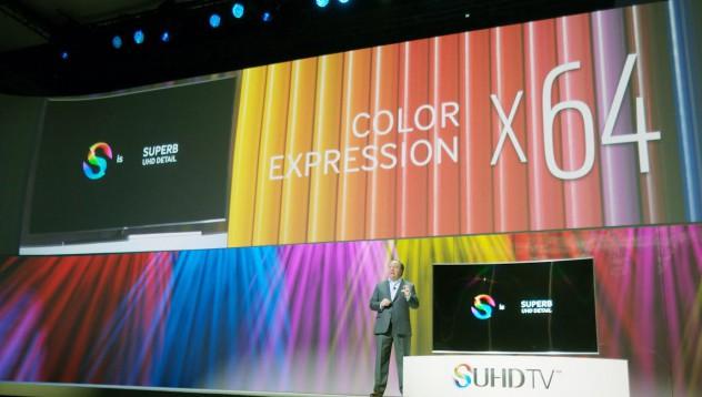 Какво представиха Samsung на CES 2015
