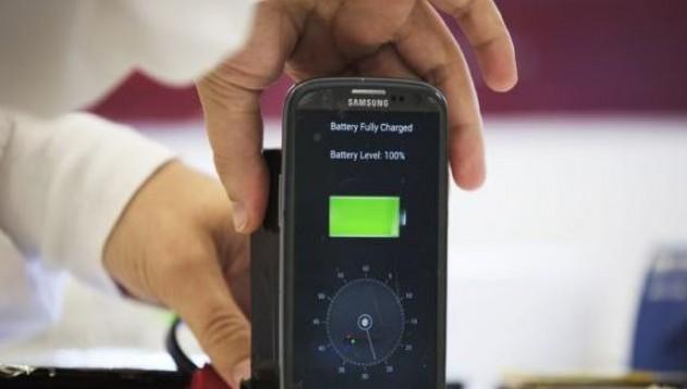Заредете телефона си за 30 секунди