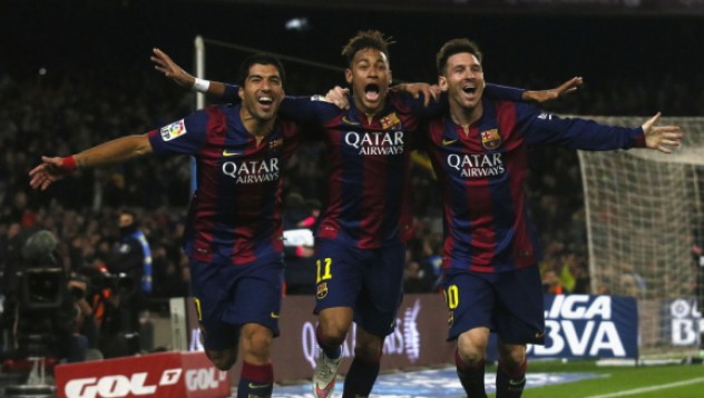Барселона пребори Атлетико Мадрид