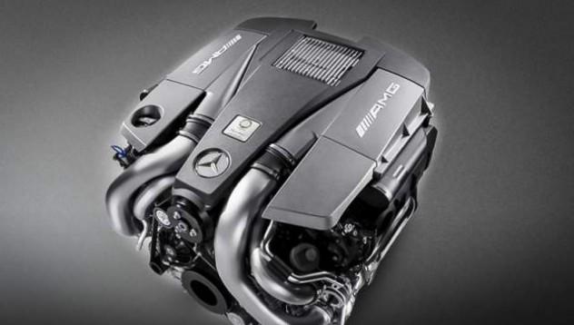 5.5-литровият V8 на AMG отива в историята