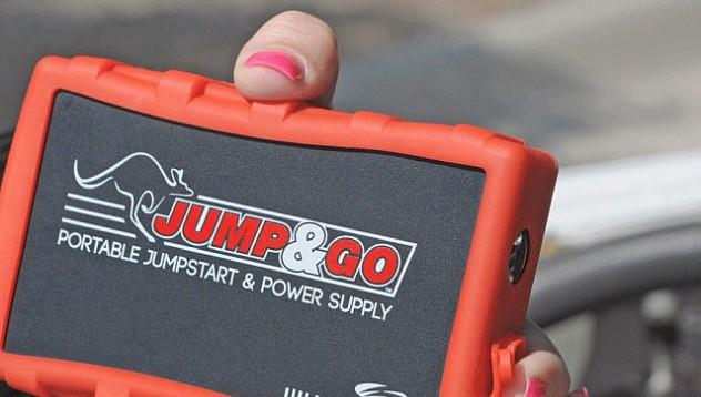 Джобна батерия за акумулатора