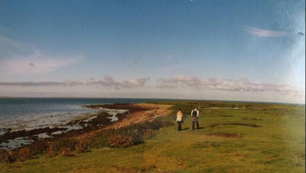 Шотландия продава остров